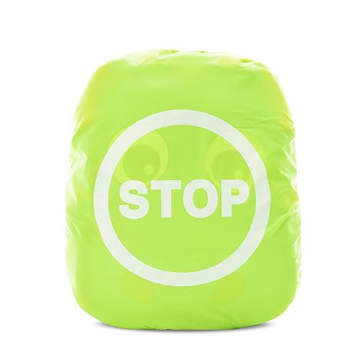"""[오라이프]가방안전덮게 반사판 """"STOP"""""""