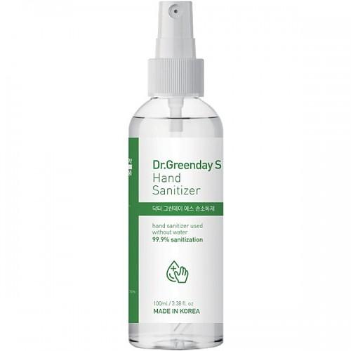 닥터그린데이 뿌리는 손소독제 에탄올 70% 100ml